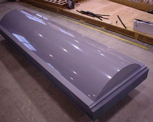 fiberglass machining