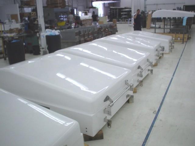 fiberglass cooling tunnel 5