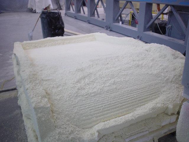 fiberglass mold cooling tunnel 1
