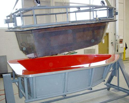 fiberglass mold fabrication polaris